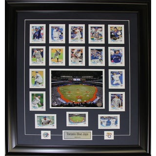Toronto Blue Jays 2013 Topps Card Collection Frame