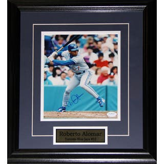 Roberto Alomar Toronto Blue Jays Signed 8x10-inch Frame|https://ak1.ostkcdn.com/images/products/12007014/P18884124.jpg?impolicy=medium