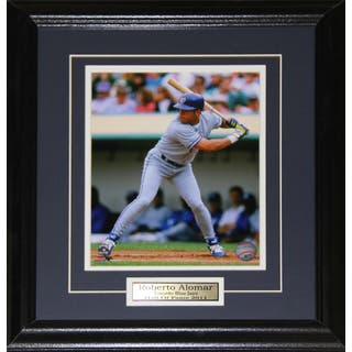 Roberto Alomar Toronto Blue Jays 8x10-inch Frame|https://ak1.ostkcdn.com/images/products/12007015/P18884125.jpg?impolicy=medium