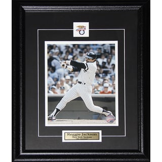 Reggie Jackson Mr. October New York Yankees 8x10-inch Frame