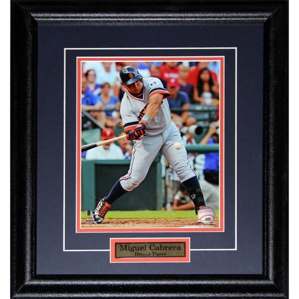 Miguel Cabrera Detroit Tigers 8x10-inch Frame