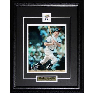 Mickey Mantle New York Yankees 8x10-inch Frame
