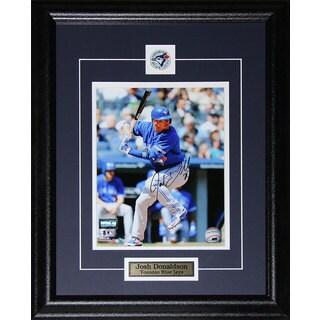 Josh Donaldson Toronto Blue Jays Signed 8x10-inch Frame
