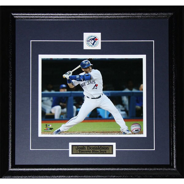 Josh Donaldson Toronto Blue Jays 8x10-inch Frame