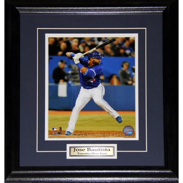 Jose Bautista Toronto Blue Jays 8x10-inch Frame