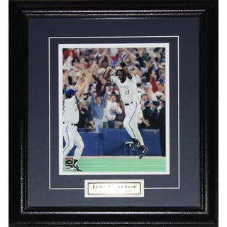 Joe Carter Toronto Blue Jays 8x10-inch Frame