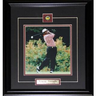 Vijay Singh Golf 8x10-inch Frame