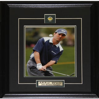 Mike Weir Golf 8x10-inch Frame