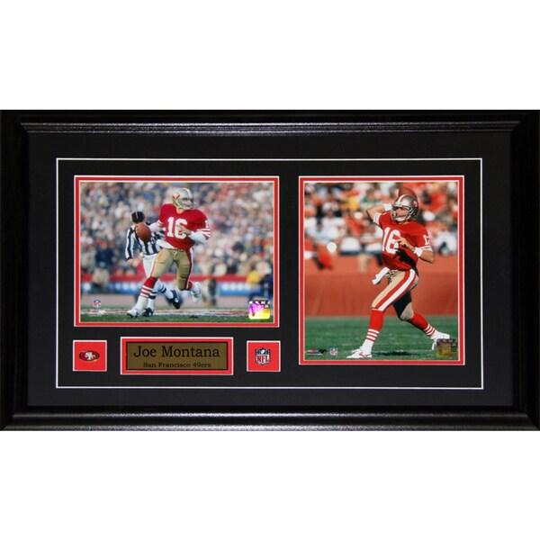 Joe Montana San Francisco 49ers 2-photo Frame