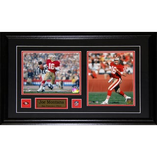 Joe Montana San Francisco 49ers 2-photo Frame