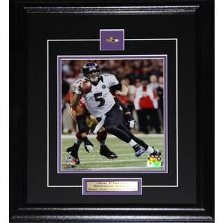 Joe Flacco Baltimore Ravens Superbowl Xlvii 8x10-inch Frame