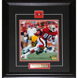 Jerry Rice San Francisco 49ers 8x10-inch Frame
