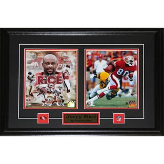 Jerry Rice San Francisco 49ers 2-photo Frame