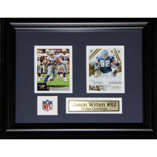 Jason Witten Dallas Cowboys 2-card Frame