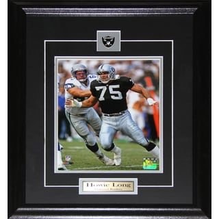 Howie Long Oakland Raiders 8x10-inch Frame