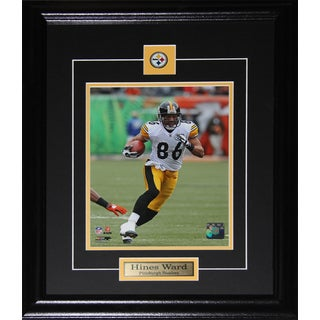 Hines Ward Pittsburgh Steelers 8x10-inch Frame