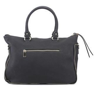 Urban Expressions Women's Alessandra Satchel Leather Handbags