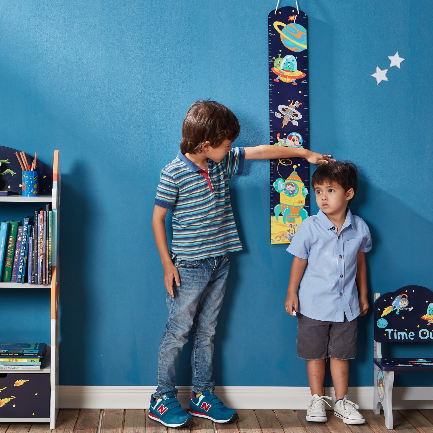 Teamson Fantasy Fields Outer Space Growth Chart (antasy F...