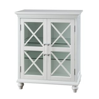 Grayson Floor Cabinet with 2 Doors by Essential Home Furnishings