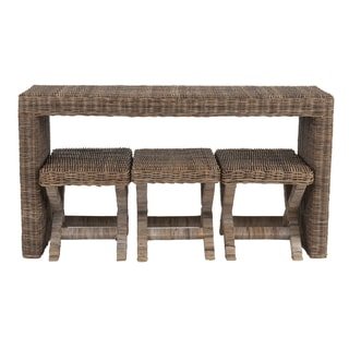 Crafted Home's Chassidy Console Set
