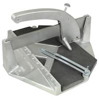 "12"" x 12"" Tile  Cutter with #400 Carbide Wheel"