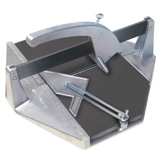 "15"" x 15"" Tile Cutter with #400 Carbide Wheel"