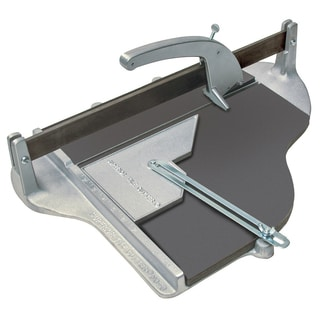 "16"" x 21-1/2"" Tile  Cutter with #400 Carbide Wheel"