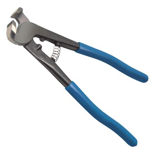 "#40 8"" Carbide Nippers with 1/2"" Offset Jaws"
