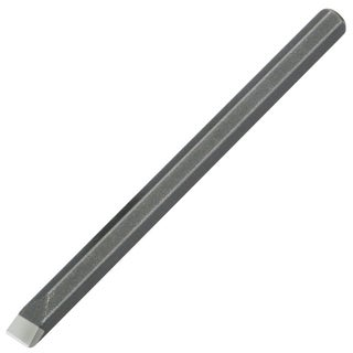 "6"" Carbide Chisel with 3/8"" Wide Tip"