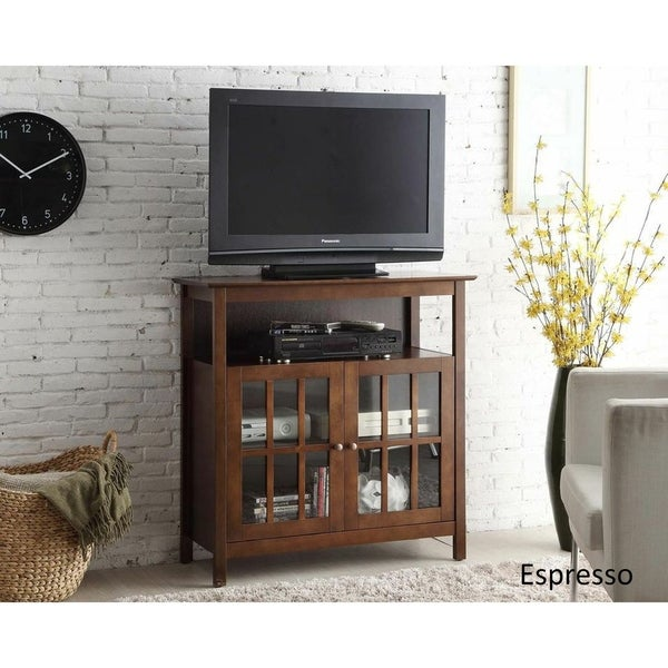 Shop Copper Grove Angelina Tv Stand Free Shipping Today
