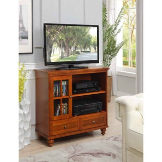 Copper Grove Angelina TV Stand with 2 Drawers and Cabinet (3 options available)