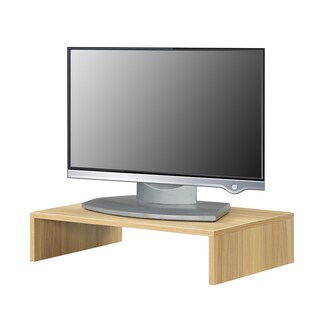 Convenience Concepts Designs2Go Wood Small Monitor Riser
