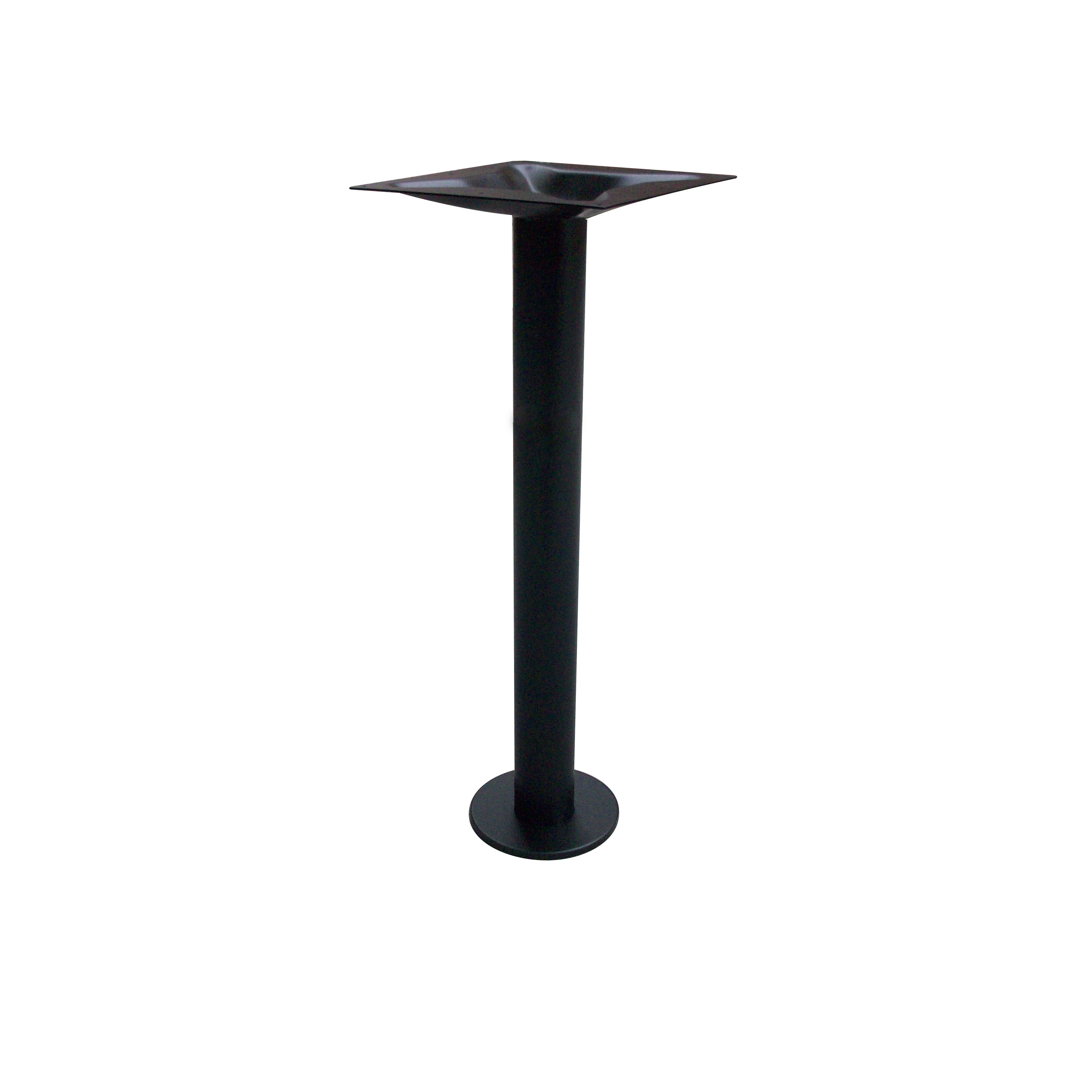 JI Bases Bolt-down Bar-height Table Base with 12-inch Sta...