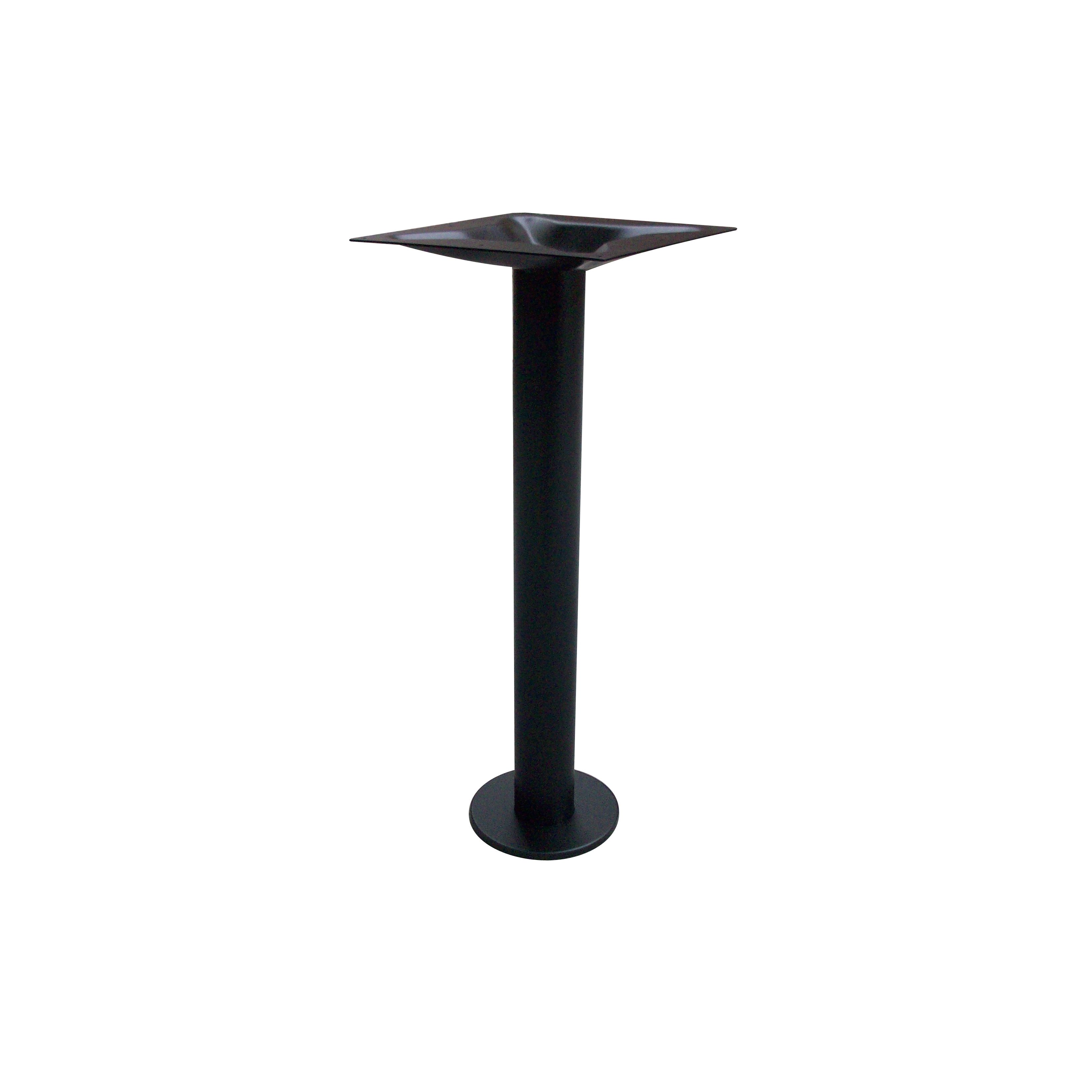 JI Bases Bolt-down Restaurant Table Base with 12-inch Sta...