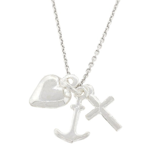 products necklace collection the love styled hope faith