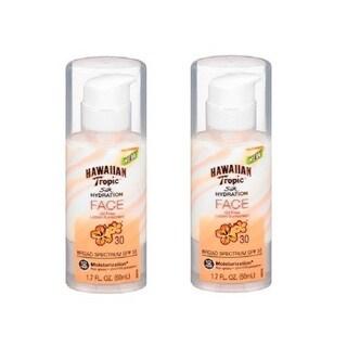 Hawaiian Tropic Silk Hydration 1.7-ounce SPF 30 Face Lotion