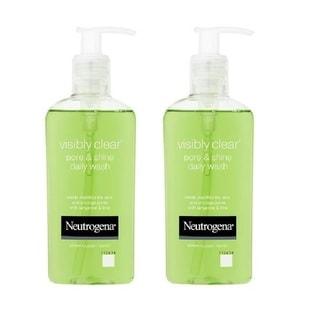 Neutrogena Visibly Clear Pore & Shine 6.7-ounce Daily Wash