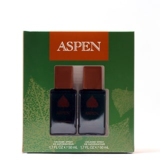 Coty Men's Aspen 2-piece Gift Set