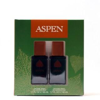 Coty Men's Aspen 2-piece Gift Set