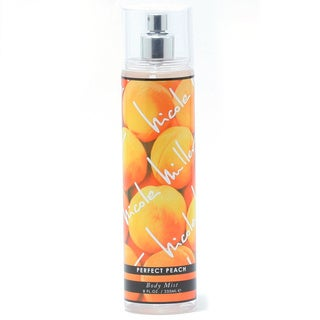 Nicole Miller Women's Perfect Peach 8-ounce Body Spray