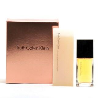 Calvin Klein Women's Truth 2-piece Gift Set
