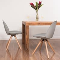 Achilles Dining Chair (Set of 2) by Christopher Knight Home - N/A