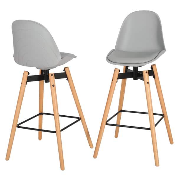 Incredible Shop Aileen 30 Inch Barstool Set Of 2 By Christopher Creativecarmelina Interior Chair Design Creativecarmelinacom