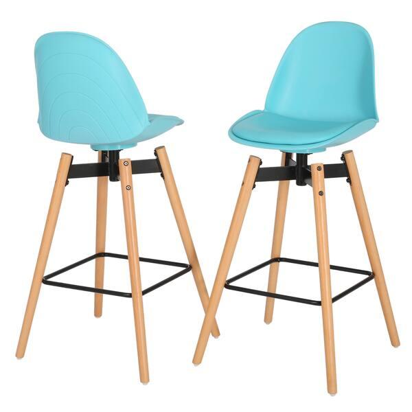 Swell Shop Aileen 30 Inch Barstool Set Of 2 By Christopher Creativecarmelina Interior Chair Design Creativecarmelinacom