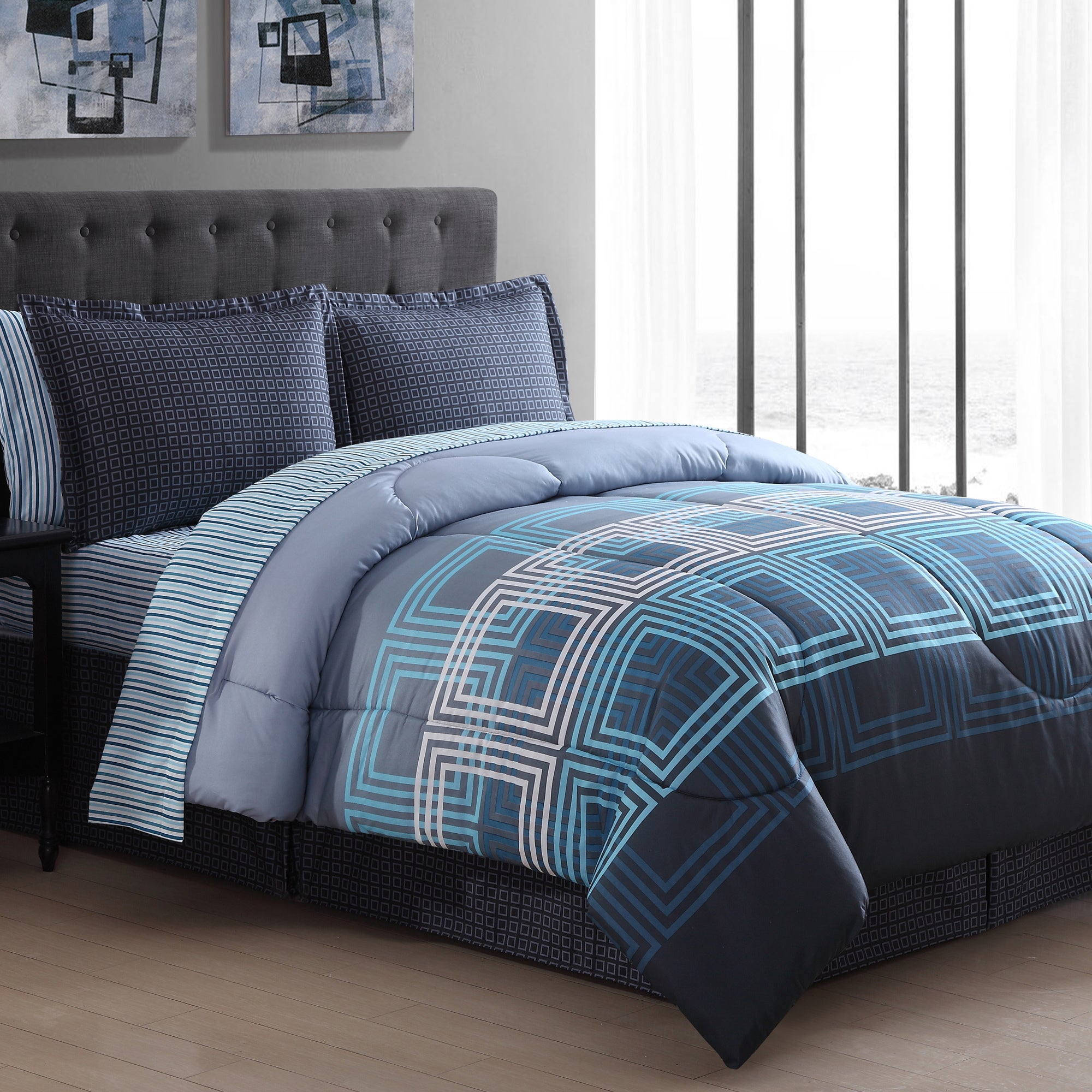 overstock bedding bed london set shipping on product piece intelligent bath free com design comforter