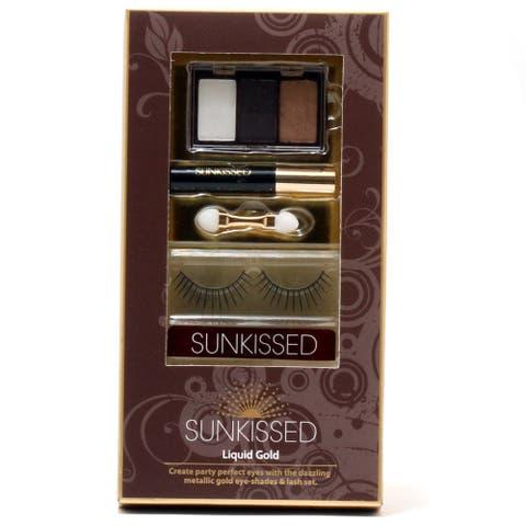 Sunkissed Liquid Gold Shadow Set