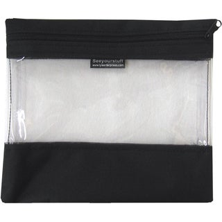 Seeyourstuff 10 x 11-inch Clear Storage Bag