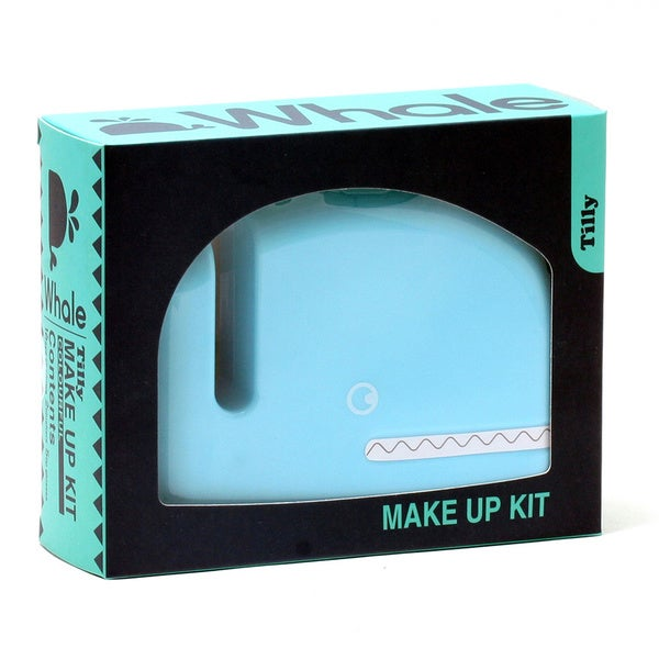 Shop Tilly Whale Makeup Kit - Free Shipping On Orders Over  45 - Overstock  - 12008720 726329f2ee3e9