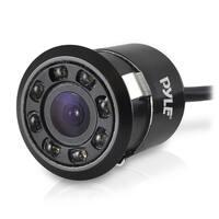 Pyle PLCM12 Mini Waterproof Flush Mount Rearview Backup Parking Assist Camera
