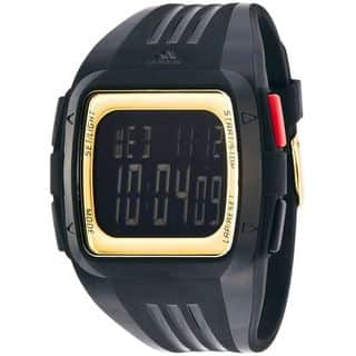 Adidas Men's ADP6135 'Duramo' Black Silicone Watch|https://ak1.ostkcdn.com/images/products/12009193/P18885901.jpg?impolicy=medium